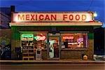 Mexican Restaurant, Albuquerque, New Mexico, USA