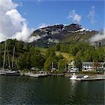 Rivage et Docks, Flam, Norvège