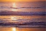 Sunset at Chesterman Beach, Tofino, British Columbia, Canada
