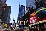 Times Square, Manhattan, New York City, New York, États-Unis