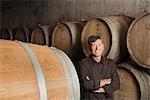Portrait of Wine Maker