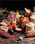 VEGAN VEGETARIAN STRICT VEGETARIAN FOOD GROUPS: LEGUMES, GRAINS, NUTS, VEGETABLES AND FRUITS
