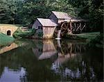 MABRY MILL BLUE RIDGE PARKWAY VIRGINIA