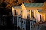 DAS WASSERWERK BEFINDET SICH HINTER PHILADELPHIA KUNSTMUSEUM PHILADELPHIA (PENNSYLVANIA)