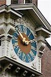 CLOCK INDEPENDENCE HALL PHILADELPHIA, PENNSYLVANIA