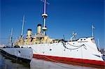 PENN DIE LANDUNG USS OLYMPIA UND DEM ZWEITEN WELTKRIEG U-BOOT PHILADELPHIA (PENNSYLVANIA)