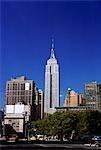 1980s EMPIRE STATE BUILDING NEW YORK CITY NY