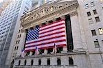 Bourse de New York, Manhattan, New York, USA