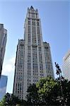 Woolworth Building, Manhattan, New York City, New York, USA