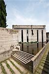 Brion-Vega Cemetery, San Vito d'Altivole, Treviso Province, Veneto, Italy