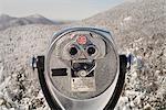 View Finder at Lake Placid, New York, USA