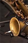 Close Up of Saxophone
