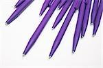 groupe de stylos