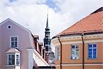Toompea, Tallinn, Estonia