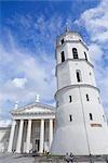 Vilnius Cathedral, Old Town, Vilnius, Lithuania