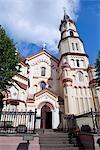 St. Nicholas' Church, Vilnius, Lithuania