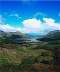 Ladies View, Killarney Nationalpark, County Kerry, Irland; Vista der Welt-Biosphärenreservat