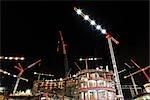 Construction Site, Las Vegas, Nevada, USA