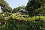 Country House, Magog, Quebec, Canada