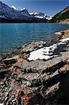 Lac Waterfowl, Parc National Banff, Alberta, Canada