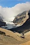 Dome Glacier, Columbia Icefield, Jasper National Park, Alberta, Canada