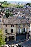 Village of Saint Emilion, Gironde, Aquitaine, France