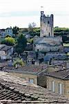 Tour du Roy, Saint Emilion, Gironde, Aquitaine, France