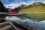 Lac Louise, Parc National Banff, Alberta, Canada