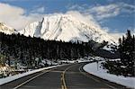 Highway 40, Kananaskis Country, Alberta, Canada