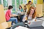 Centre étudiant étudiants