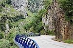 Mountain Road, Picos de Europa, Asturias, Spain