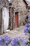Combarro, Pontevedra Province, Galicia, Spain