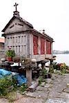 Horrero, Combarro, Pontevedra Province, Galicia, Spain