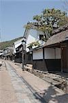 Folk houses, Sagano, Kyoto, Japan