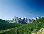Vallée des dix pics Parc National Banff (Alberta) Canada