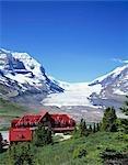 Columbia Icefield, Jasper National Park, Canada