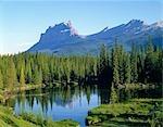 Canadian Rockies, Banff National Park, Canada