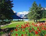 World Heritage Banff National Park Lake Louise, Canada