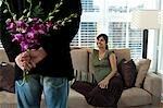Bouquet d'orchidées