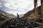 Coal mining facility