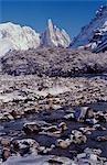 Spires of Cerro Torre,Los Glaciares National Park.