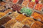 Candy Store, Barcelona-Markt, Barcelona, Katalonien, Spanien