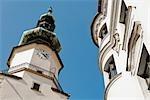 Saint Michael's Gate, Old Town, Bratislava, Slovakia