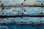 Close-Up of Boat Hull, Newport, Rhode Island, USA