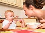 Ernährung Mutter Kind
