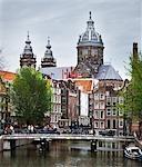 Street Scene, Amsterdam, Netherlands