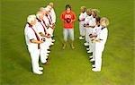 bowls players and ten pin bowler