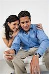Carte de crédit couple Holding
