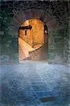 Medieval Town of Albarracin, Teruel Province, Aragon, Spain