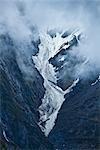 Glacier Valley, Franz Josef Glacier, South Island, New Zealand